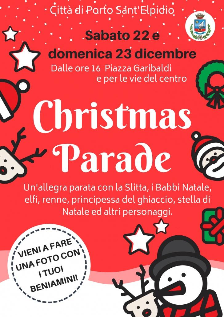 La Stella Di Natale Canzone.Tra Parate Recital E Canzoni Porto Sant Elpidio Accoglie Il Natale