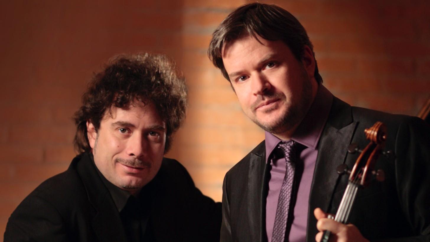 Duo Braconi in concerto ad Altidona - Vivere Fermo