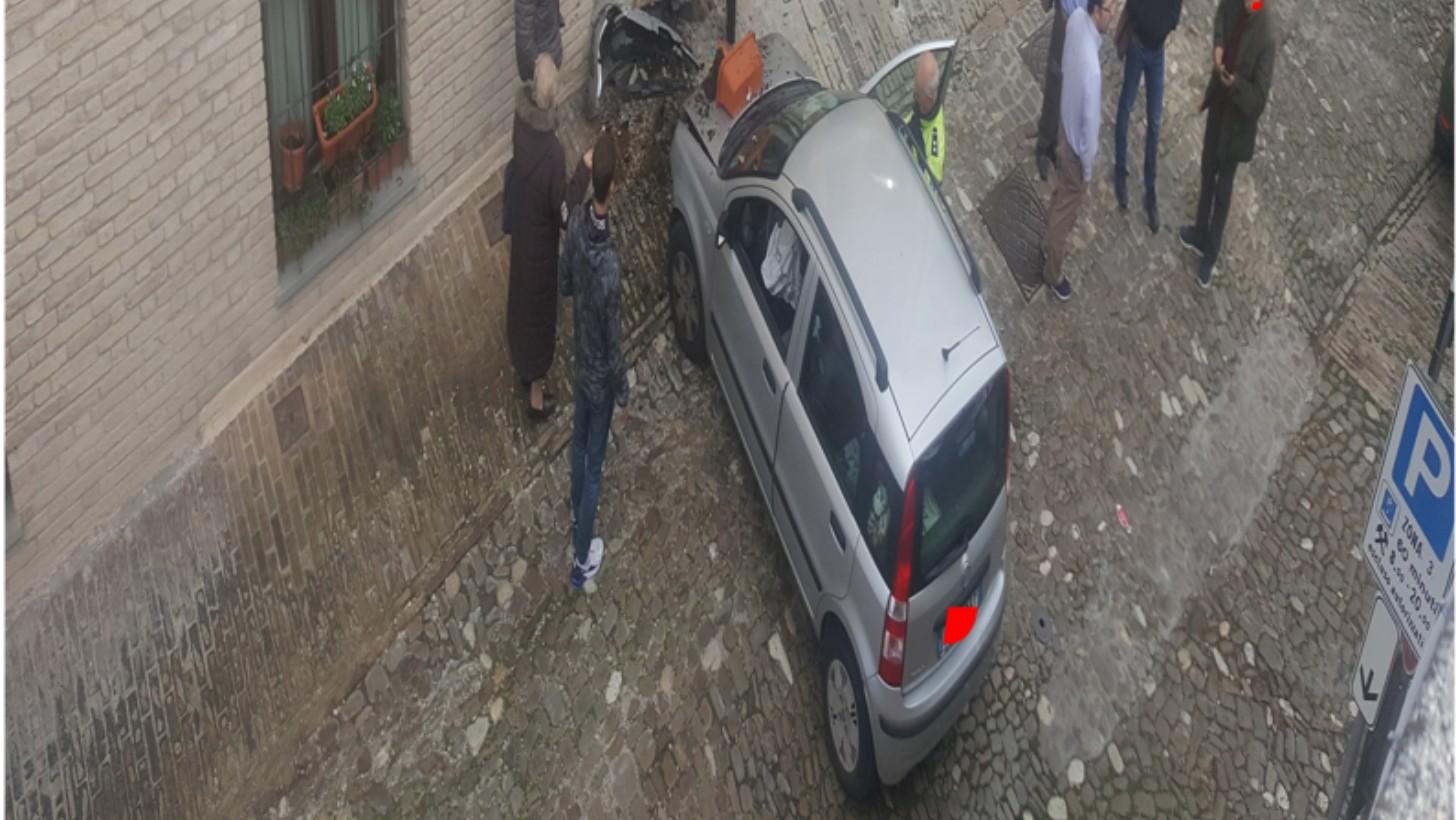 Fermo: incidente in via Sant'Anna - Vivere Fermo